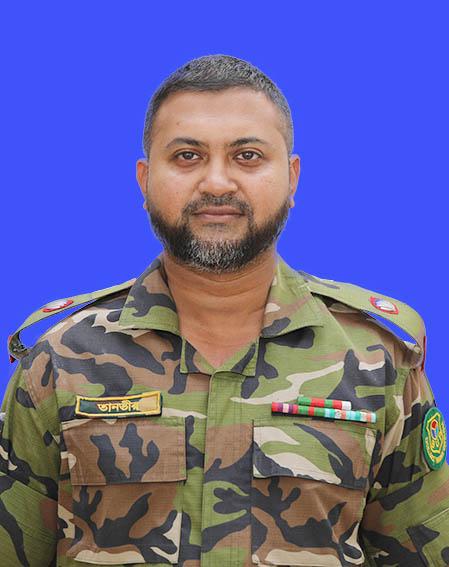 Tanvir Hossain, psc, BIR